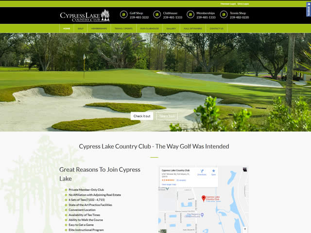 Cypress Lake Golf Club
