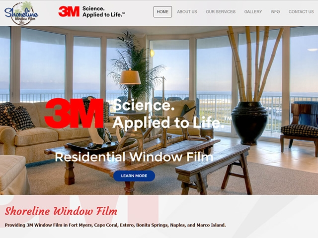 Shoreline Window Film