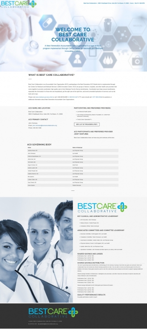 Best Care Collaborative Website