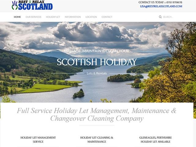 Rest Relax Scotland