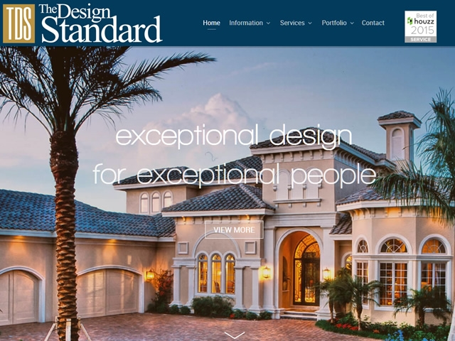 The Design Standard Website