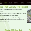 Cypress Trails RV Resort Website
