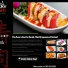 Rock'n Sushi Website
