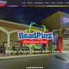HeadPinz Entertainment Center Website